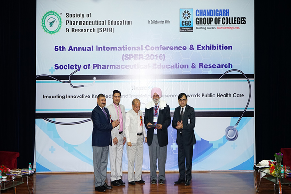 Society of Pharmaceutical Education & Research